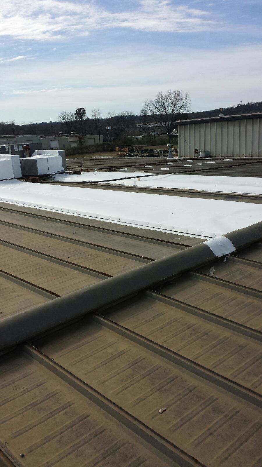 Certified Commercial Roofers in Alabama