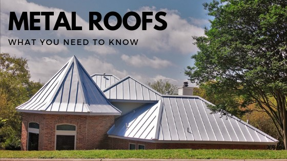 What should I know before I install a metal roof on my home?