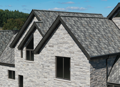 crown slate shingles by IKO