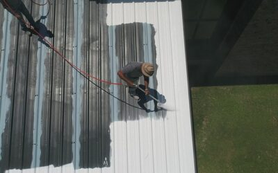 Choosing the Right Contractor to Reroof Your Manufacturing Facility