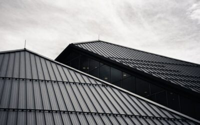 Commercial Roofs: How Hot Do They Get in the Summer